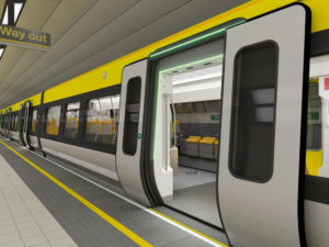 New state-of-the-art trains for Merseyrail
