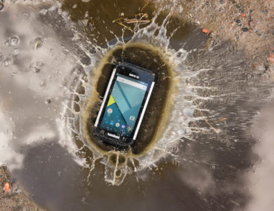 Handheld Launches the NAUTIZ X9 Outdoor-Rugged Android PDA