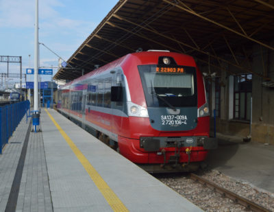 EU Investigating Restructuring Aid for Polish Regional Railways