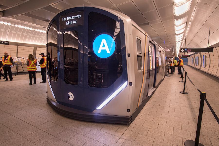 Next Generation Subway Cars