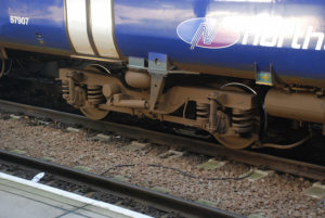 Search for Lighter Train Bogies Turns to Carbon Fibre and 3D Printing
