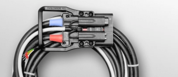 LV Series Charging Connectors for Battery Storage Systems