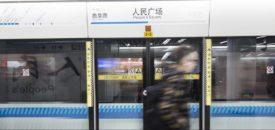 Driverless Metro Shanghai