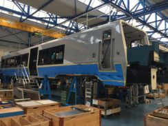 Stadler Carriage for Greater Anglia