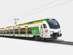 Stadler Secures Rolling Stock Contracts in Poland