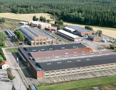 Stadler to Acquire Swedish Train Modernisation Business