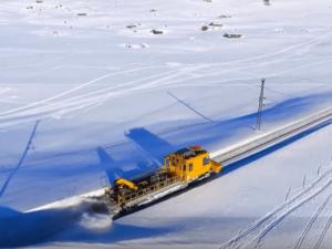 Multifunctional Rail Vehicle