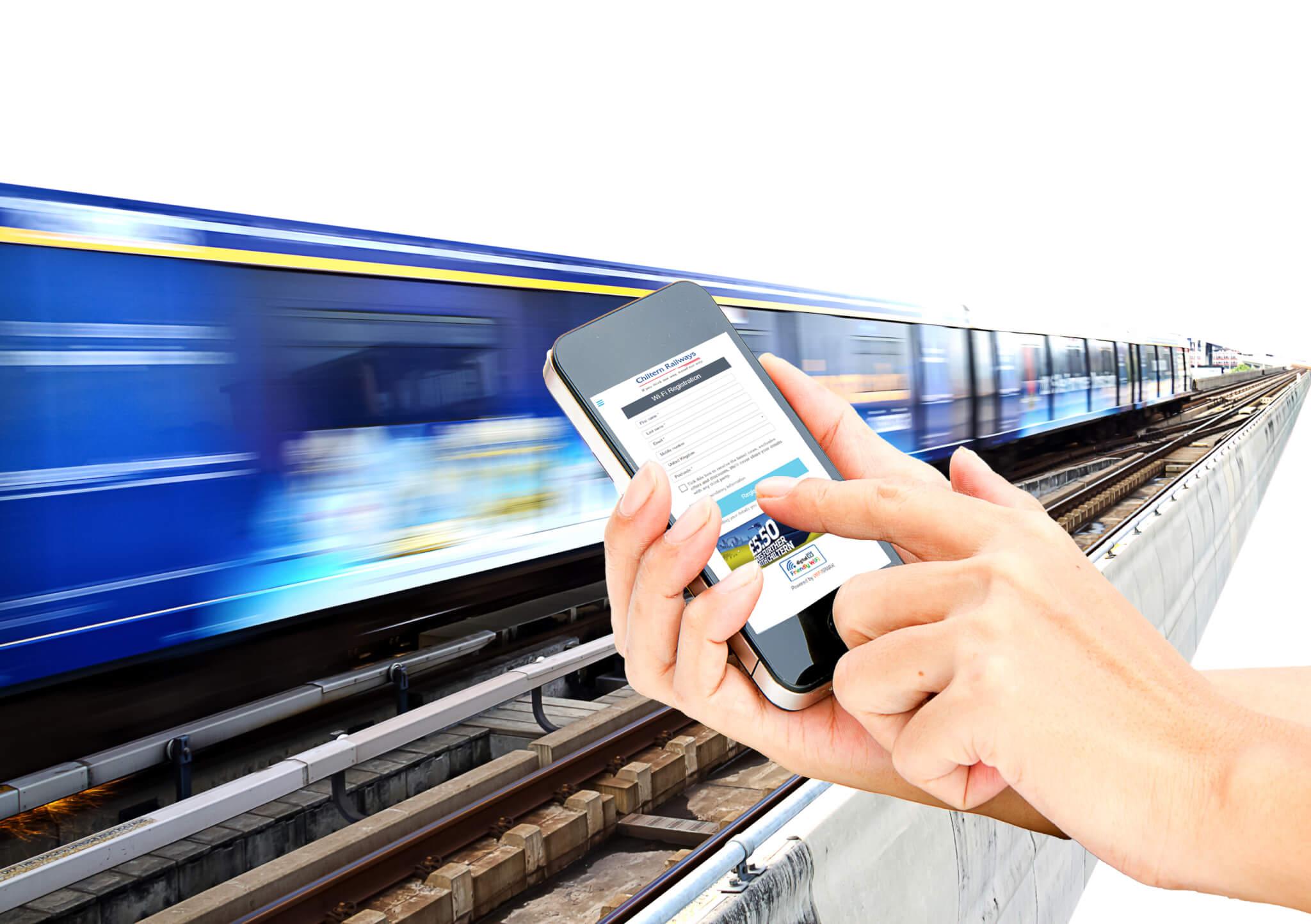 Passenger WiFi on Stations