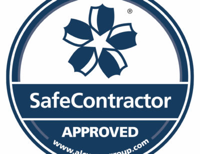 SafeContractor Accreditation Sticker