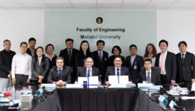 Rail Industry Education and Research in Thailand