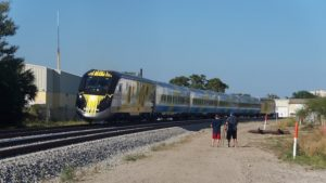 BrightLine Inaugural Run