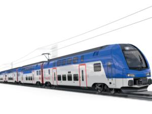 Double-Decker Trains