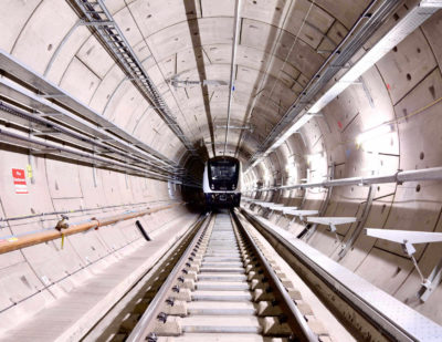 London's Elizabeth Line Reaches Testing Milestone