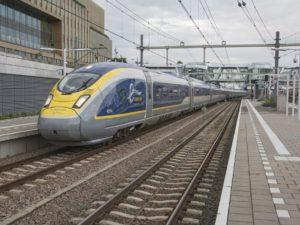 Eurostar Carbon Emissions
