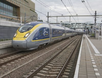 Eurostar Unveils Plan to Cut Carbon Emissions and Reduce Waste