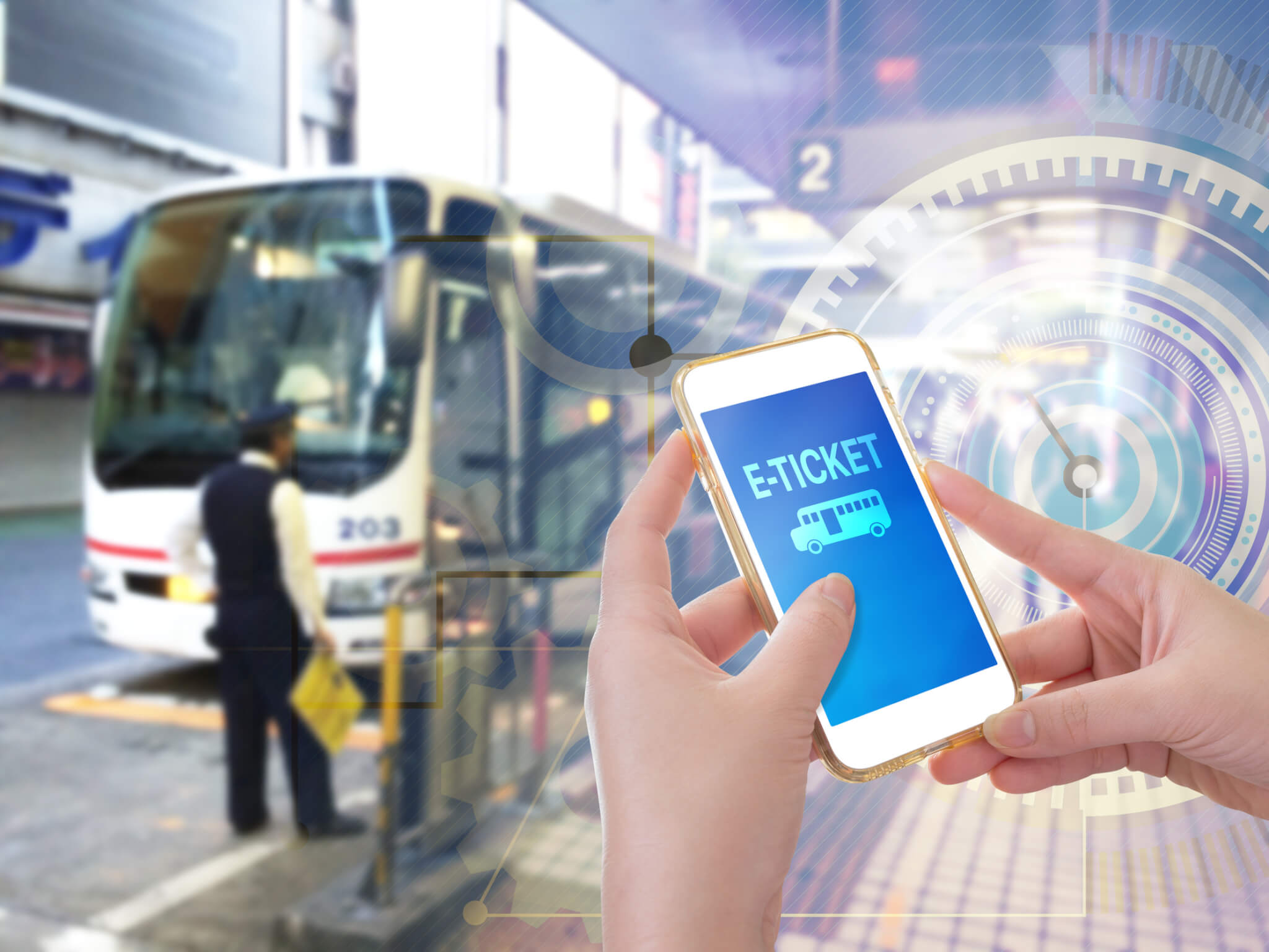 smart ticketing services for transport