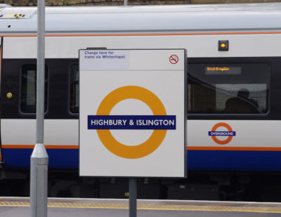 Night Overground Services to Extend to North London