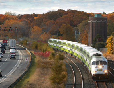 Metrolinx Publishes Hydrail Feasibility Study Report