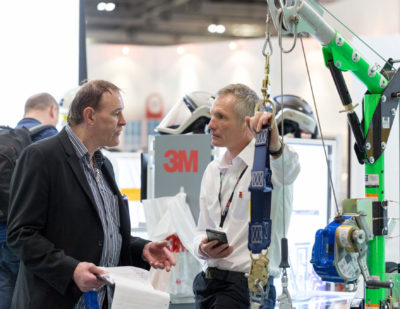 Exhibitors Lined Up for Infrarail 2018