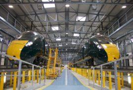 GWR Intercity Express Trains
