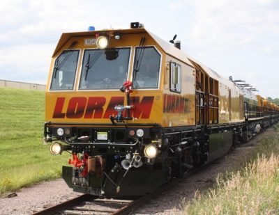 Loram and GREX Announce Merger Agreement