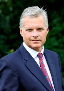 Network Rail CEO Mark Carne