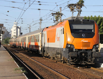 Alstom to Supply 30 Electric Locomotives to ONCF in €130 Million Deal