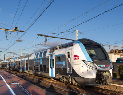SNCF Orders Additional Double-Deck Trains for Ile-de-France