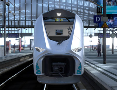 Siemens and Ballard to Jointly Develop Fuel Cell Drive for Trains
