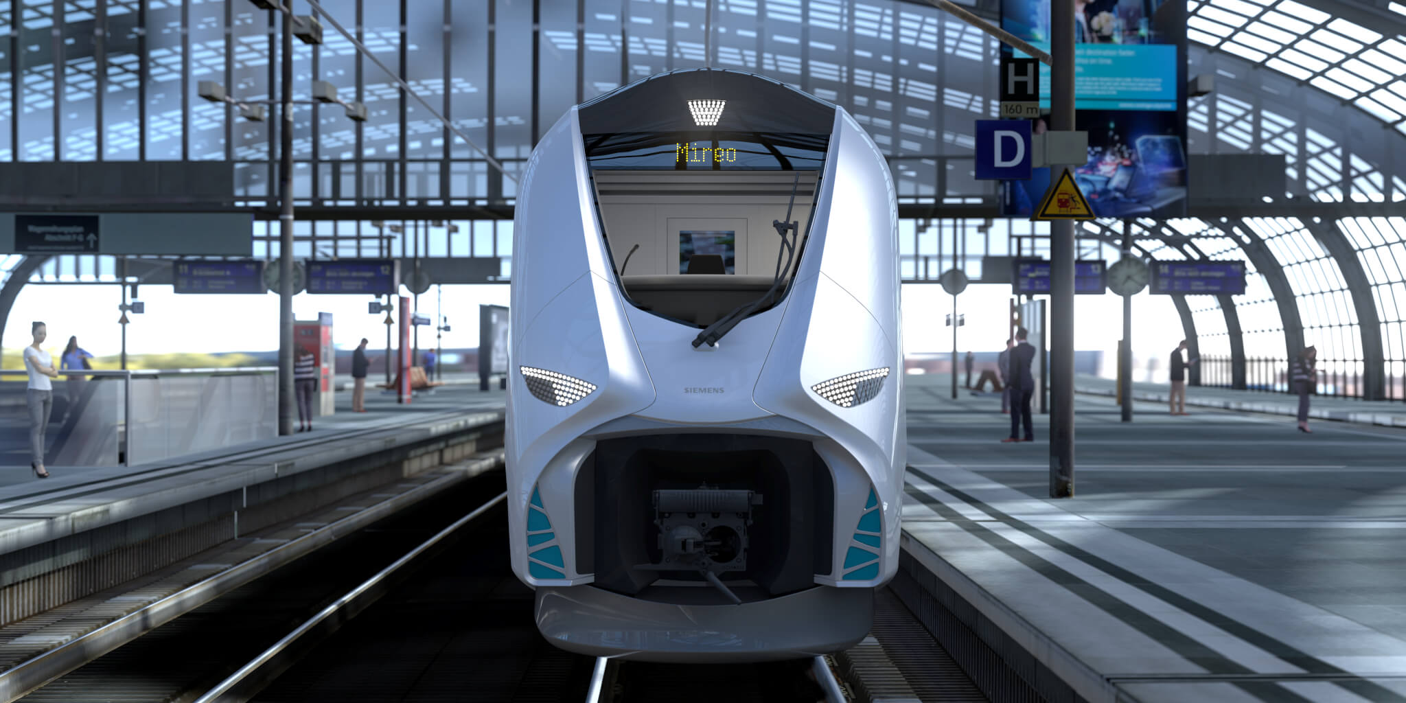 Fuel Cell Drive for Trains