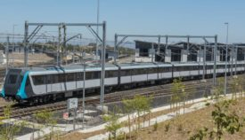 Driverless Metro Train for Sydney Metro