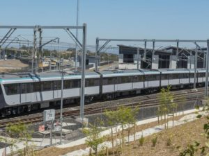 New Train for Sydney Metro