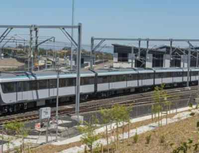 Testing Commences on Sydney's First Driverless Metro Train