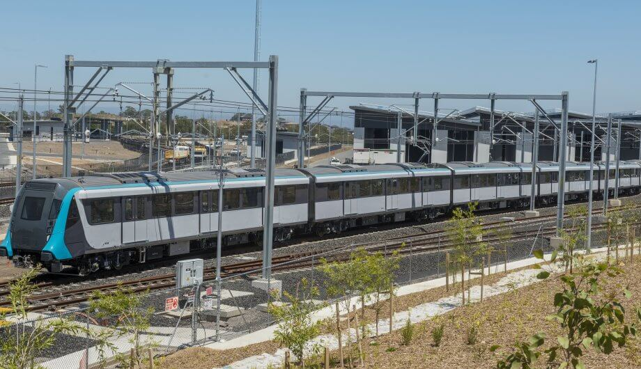 Driverless Metro Train for Sydney Metro