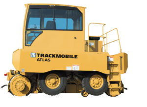 Trackmobile Atlas Cabside