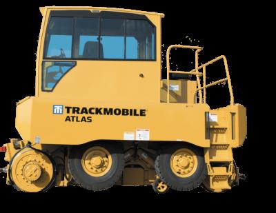 Trackmobile Atlas Cabside