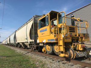 Mobile Railcar Movers