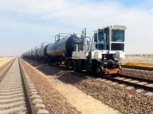 Mobile Railcar Movers Worldwide