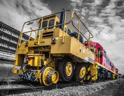 Trackmobile Titan Pulling Engines