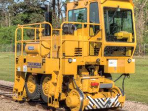 Industrial Railcar Shunting