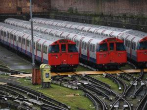 Maintenance of Rail Vehicles