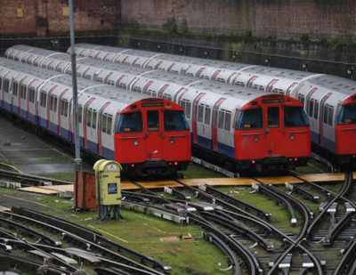 £680,000 Project to Transform the Maintenance of Rail Vehicles