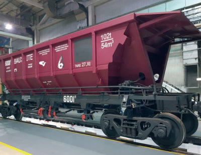 United Wagon Company to Supply Freight Cars to Guinea