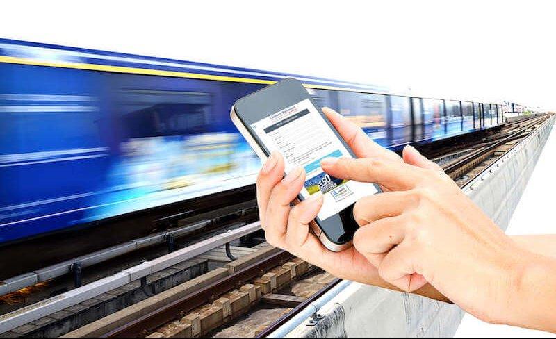 WiFi SPARK Real-Time Transport Information Portal