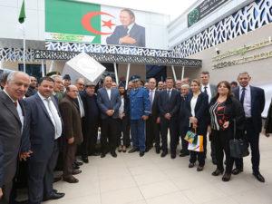 Coradia Polyvalent Train for Algeria