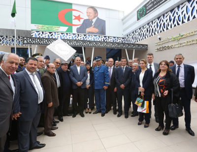 First Coradia Polyvalent Train for Algeria Enters Commercial Service