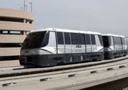 Automated People Mover System Phoenix