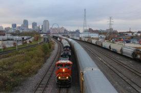 U.S. Rail Industry