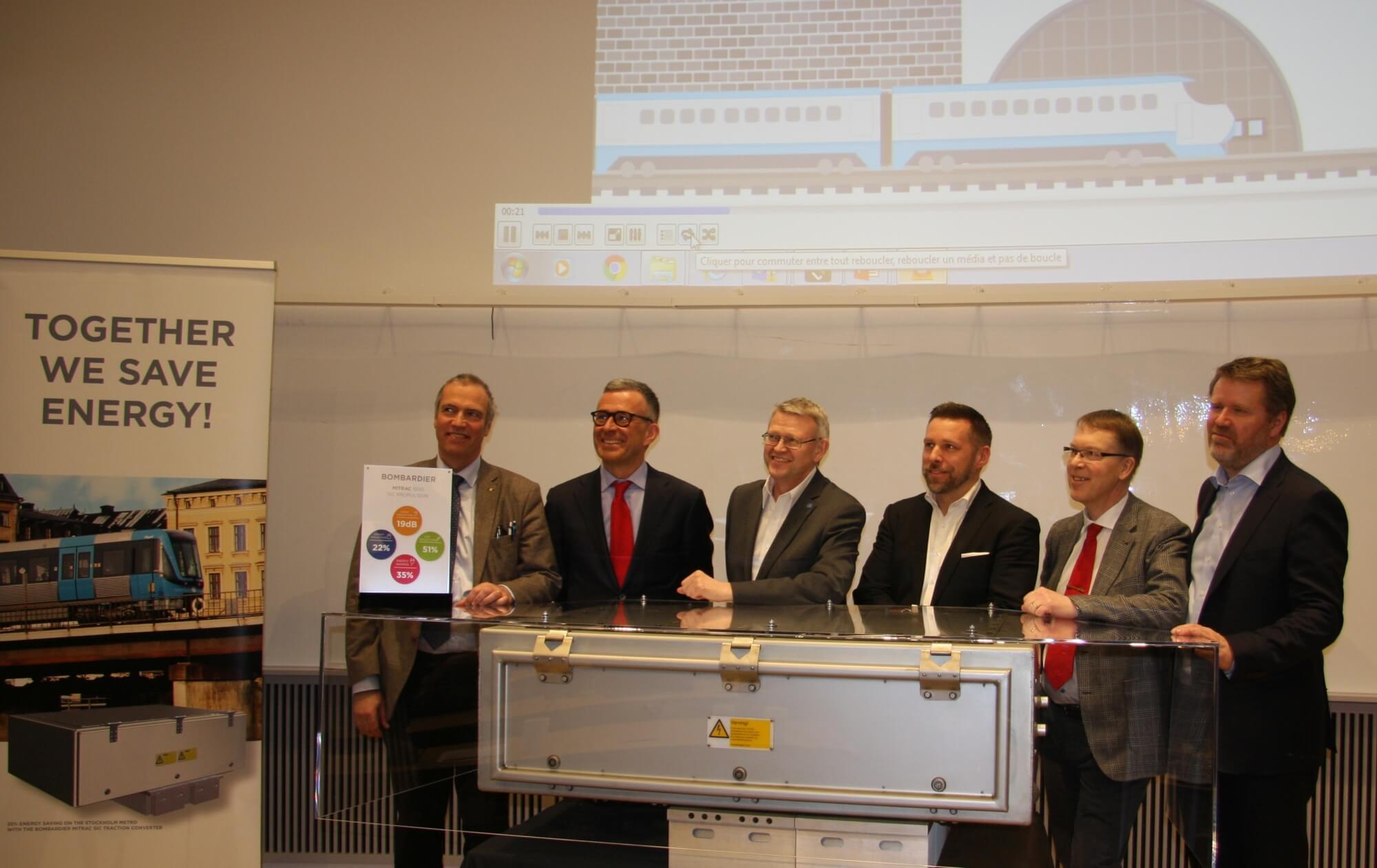 Energy-Saving Propulsion Technology