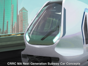 CRRC Subway Car